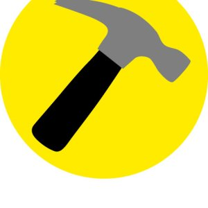 Captain Hammer Shirt Logo by Wilde Designs