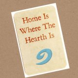 Home is Where The Hearth Is Sticker by Wilde Designs
