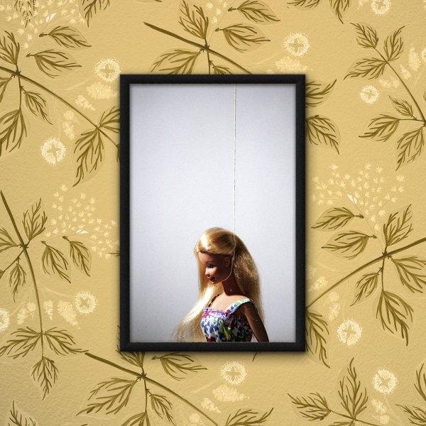 Barbie Murders Hanging Poster by Wilde Designs