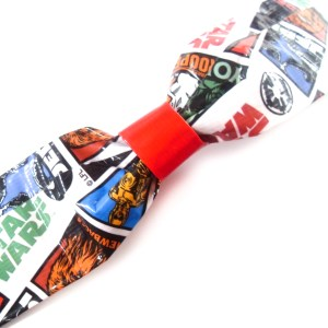 Star Wars Duct Tape Bow Bracelet by Wilde Designs