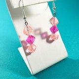 Gamer Gear Earrings in Shades of Pink by Wilde Designs