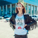 Don't Judge a Book By Its Cover Tshirt by Wilde Designs
