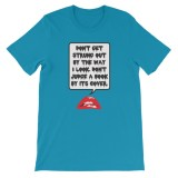 Don't Judge Shirt by Wilde Designs