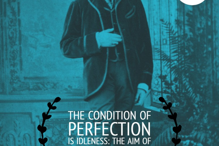 """The condition of perfection is idleness: the aim of perfection is youth."""