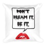 Rocky Slut Pillow by Wilde Designs