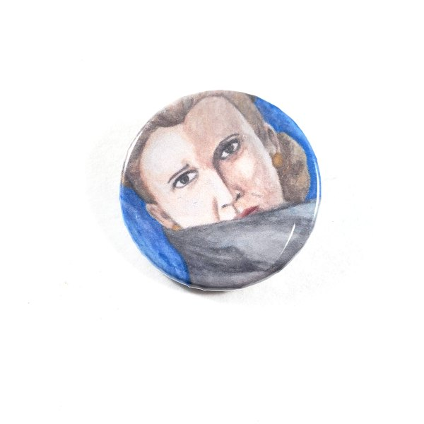 General Organa Button by Wilde Designs