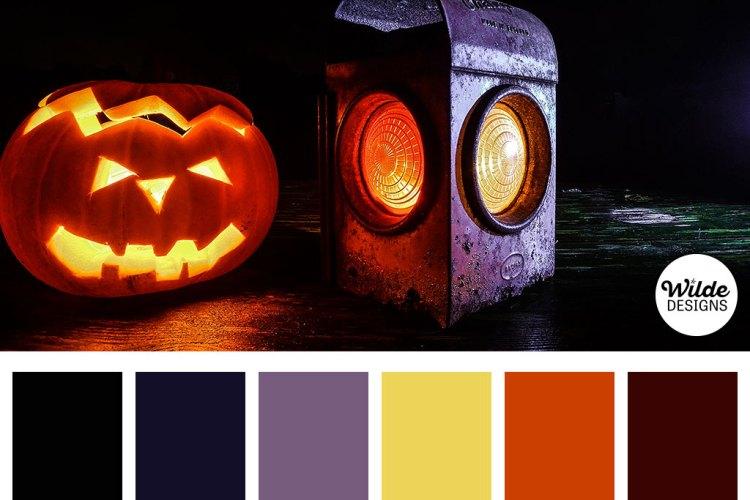 Wilde Schemes Halloween Harvest by Wilde Designs
