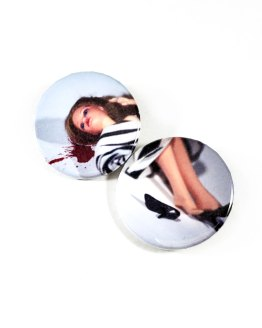 Barbie Murders Button Sets by Wilde Designs