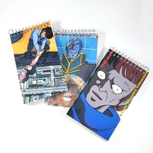 Robotech Memo Pads by Wilde Designs