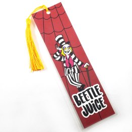 Beetlejuice Bookmark by Wilde Designs