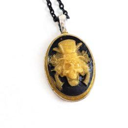 Hard Rock Cameo Necklaces by Wilde Designs