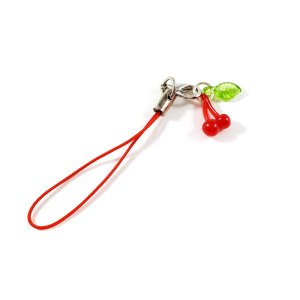 Cherry Bomb Charm by Wilde Designs