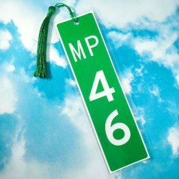 MP46 Bookmark by Wilde Designs