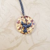 A Bird in the Hand Necklace by Wilde Designs