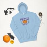 Pumpkin Slut Hoodie by Wilde Designs