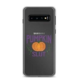 Pumpkin Slut Phone Case by Wilde Designs