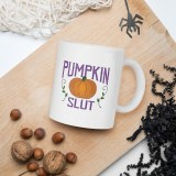 Pumpkin Slut Mug by Wilde Designs