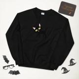 Lucky Cat Sweatshirt by Wilde Designs