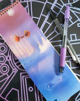 Star Wars Long List Notepads by Wilde Designs