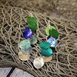 Dragon Scale Earrings