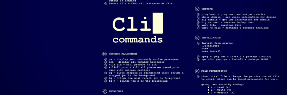 find files using command line