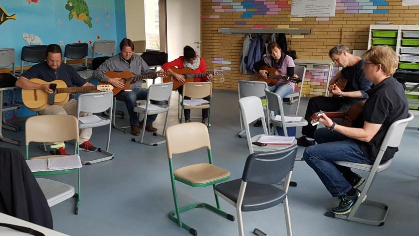 Gitarrenkurs Anfänger