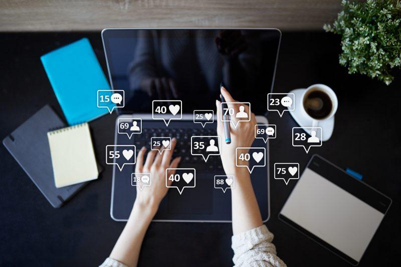 social media responses
