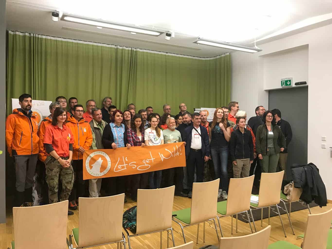 European Wilderness Academy Days 2019