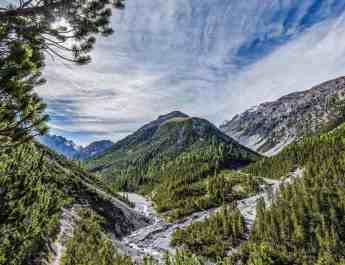 Schweizer Nationalpark: Wilderness Centennial in Europe