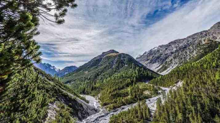 Schweizer Nationalpark: Wilderness Centennial in Europe