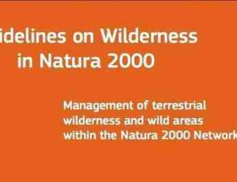 Guidelines on Wilderness and wild areas in Natura 2000
