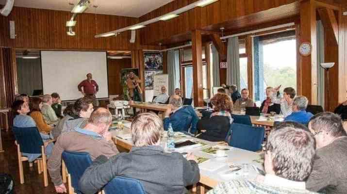 Wilderness Workshop in Vilm, Germany
