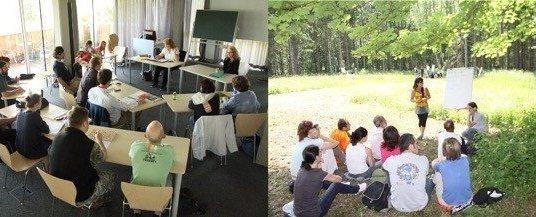 Invitation to educational training-presentation