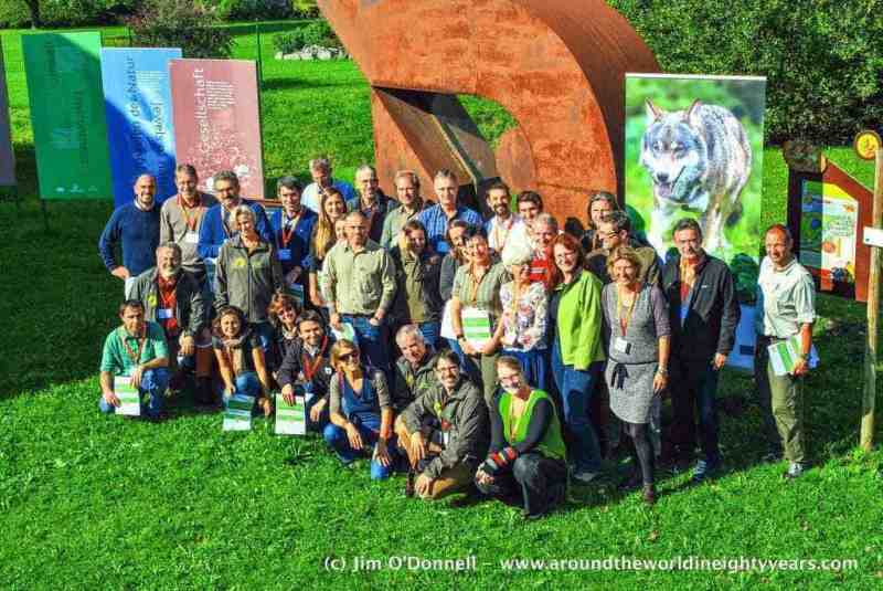 Wilderness Academy speakers