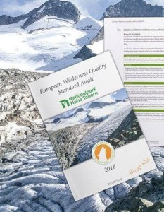 European Wilderness Quality Standard PAudit Report Hohe Tauernr Wilderness
