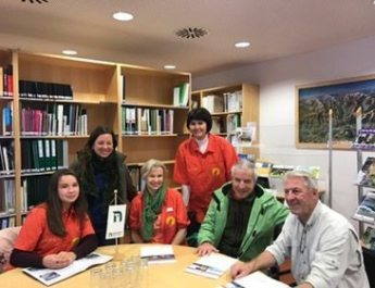 Visit of European Wilderness Society team in Nationalpark Hohe Tauern