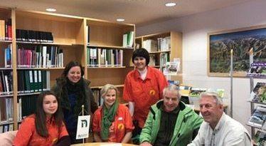 Visit of European Wilderness Society team in Nationalpark Hohe Tauern