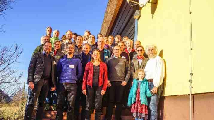 European Beech Forest Network Vilm 2016