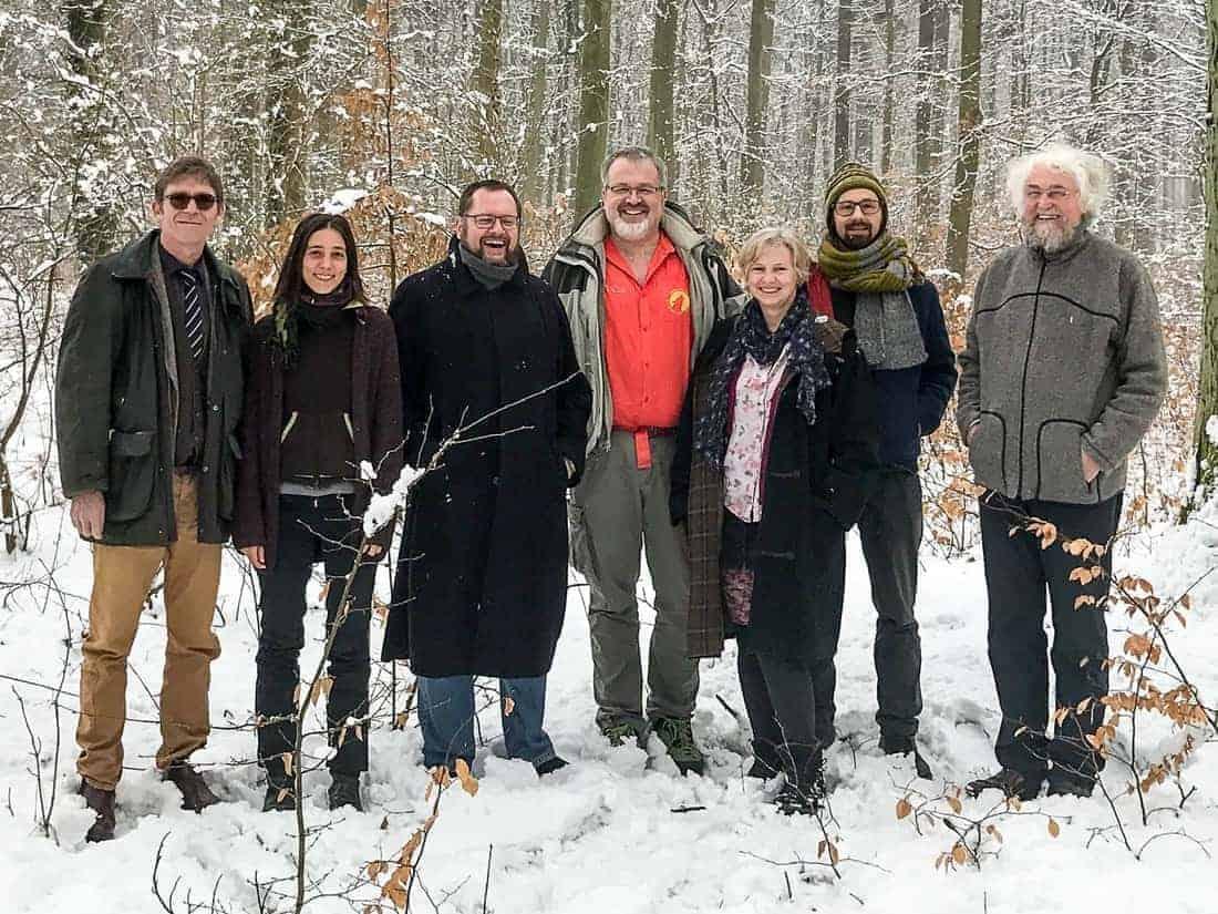 Beech Forest Meeting in FH Eberswalde