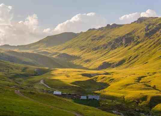 Wilderness in Albania and Romania!