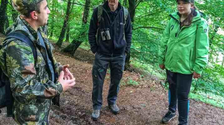 Zacharovanyy Kray Wilderness Exchange Programme
