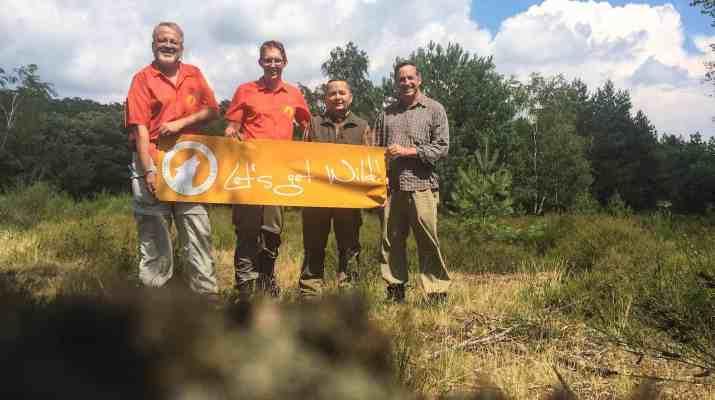 EWS - Königsbrücker Heide Wilderness Exkursion 2017 -05931_