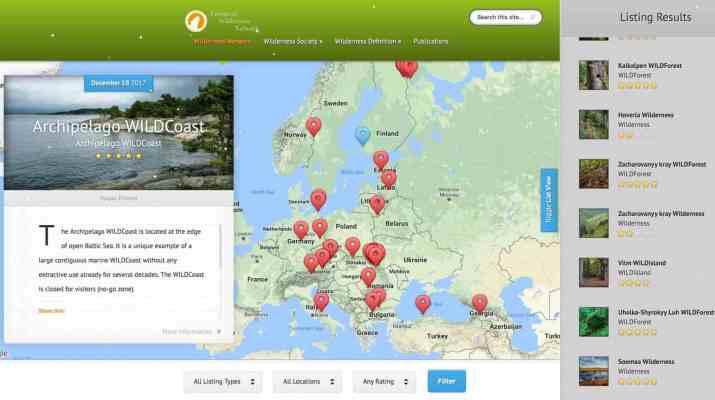 European-Wilderness-Network