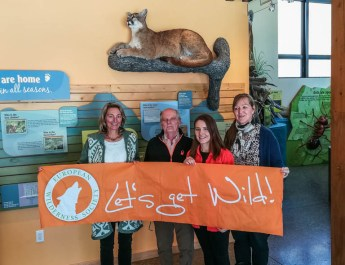 European Wilderness Society USA Visit