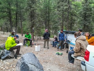 Leave no Trace trainer trraining - 141117.jpg - © European Wilderness Society CC BY-NC-ND 4.0