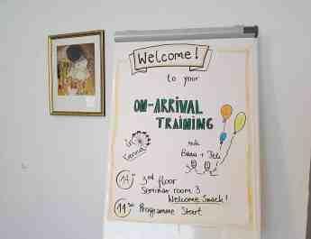 Erasmus Team Meeting Vienna