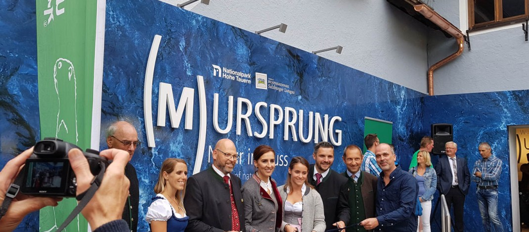 Grand opening of (M)Ursprung Exhibition