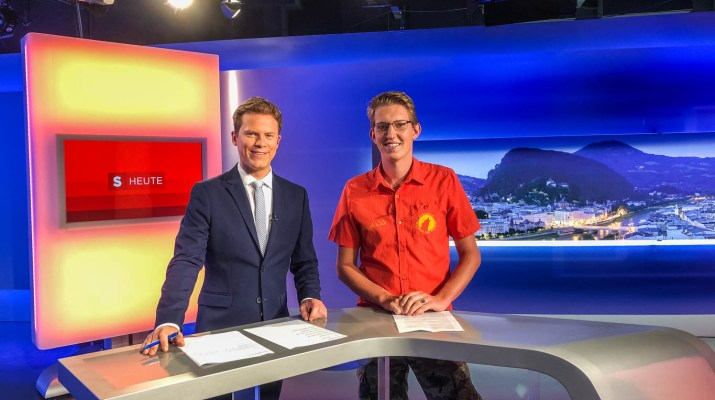 ORF TV Nick Huisman Wolf - © All rights reserved