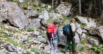 Dutch Film team in the Tatras, Slovakia 0038.jpg - © European Wilderness Society CC BY-NC-ND 4.0