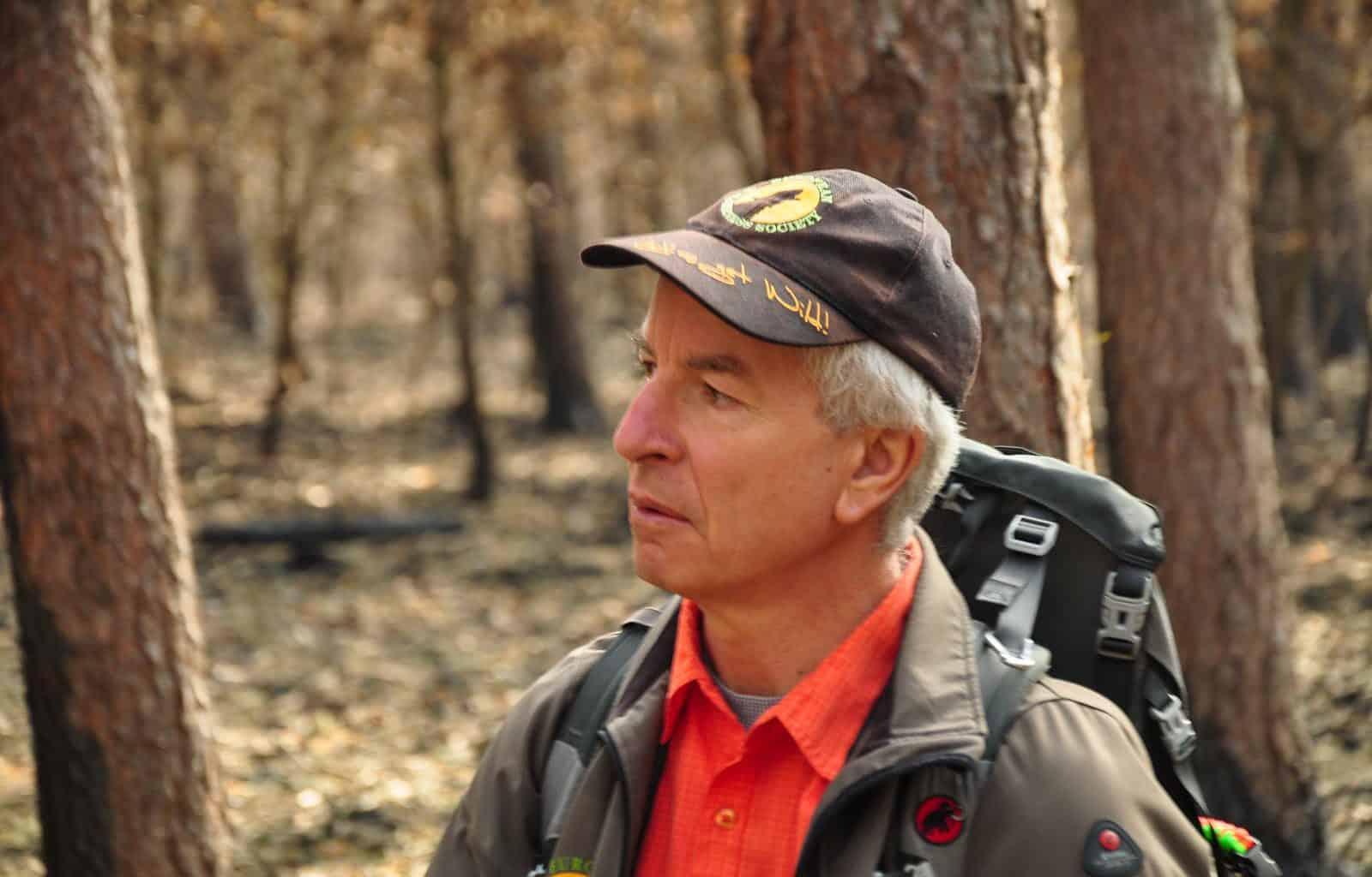 Forest Fire Treuebrietzen Brandenburg-22401 © Christoph Nowicki